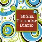 Biblia Tu Andar Diario RVR 1960, Tapa Dura, Mujer