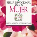 Biblia Devocional para la Mujer, NVI, Tapa Rústica