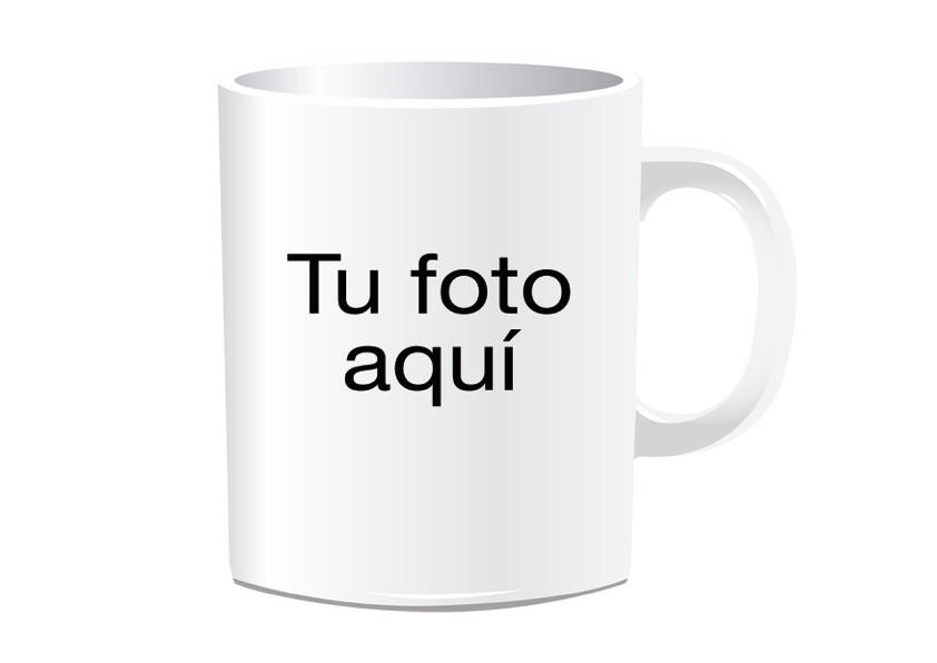 Taza Tu Foto Aquí Fondo Blanco