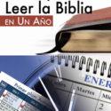 Plan para leer la Biblia (En un año) – Triptico