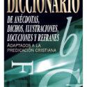 Diccionario De Anéctotas,Dichos, …