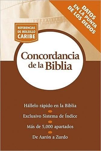 Concordancia de la Biblia