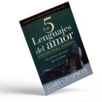 Los 5 lenguajes del amor edición para hombres- Gary Chapman