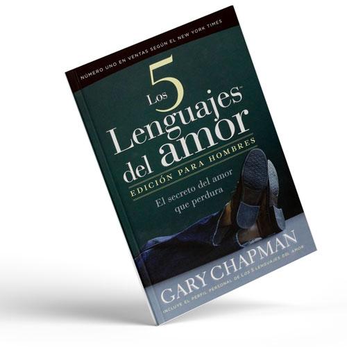 Los cinco lenguajes del amor para hombres