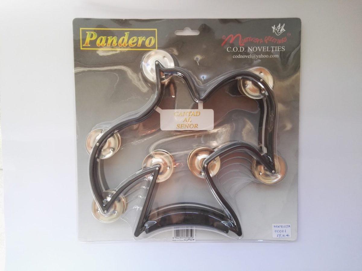 Pandero Paloma