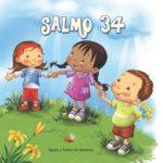 Salmos 34 , Libro Infantil