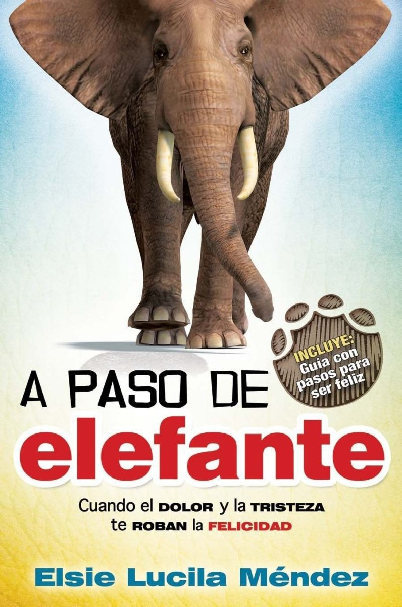 A paso de elefante –  Elsie Lucila Méndez
