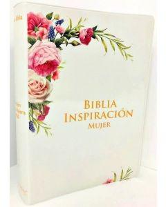 biblia mujer letra grande
