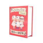 Biblia Infantil Algodoncitas Rosa RVR 1960