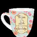 Colección Tazas Wisdom en Inglés