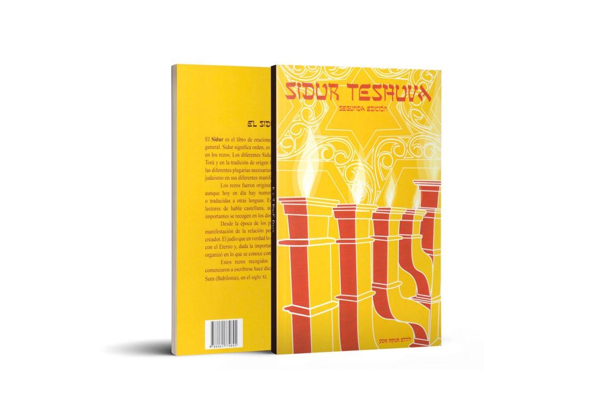 Sidur Teshuva Segunda edición