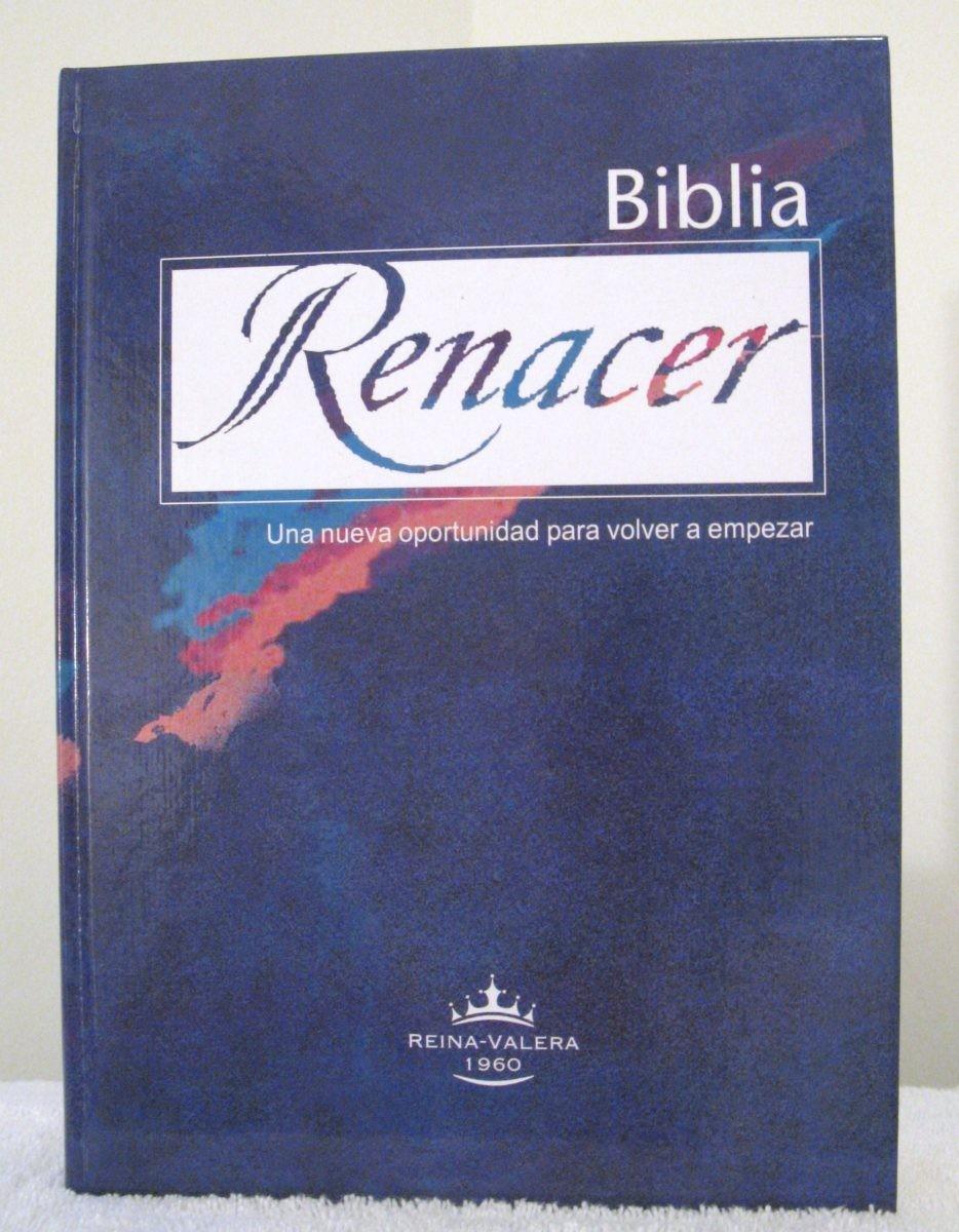 BIBLIA DE ESTUDIO RENACER TAPA DURA