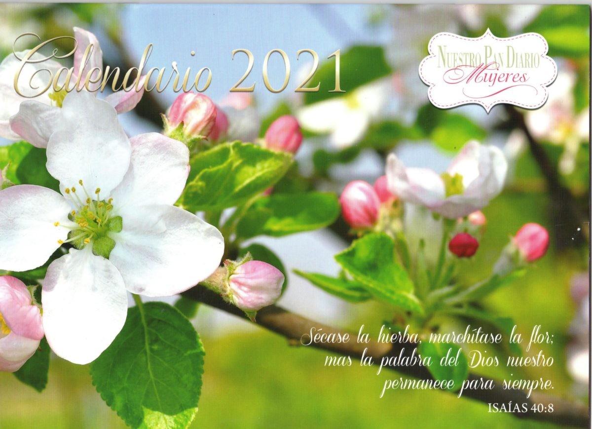 Calendario 2021 Mujeres