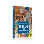 Biblias de niños rcb: MIS PRIMERAS HISTORIAS