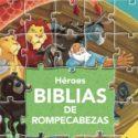Biblias de niños rcb: HÉROES