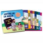 Joyitas de la Biblia – Set de 8 libritos infantiles