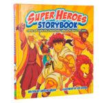 Libro de historias de superheroes