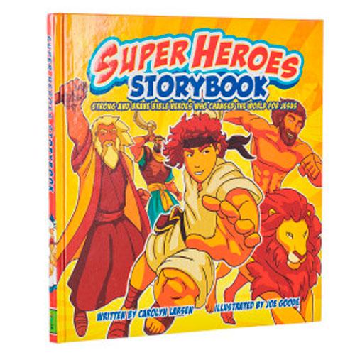 Historias de Super heores