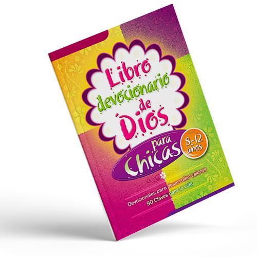 LIBRO DEVOCIONARIO DE DIOS PARA CHICAS / DEVOCIONAL