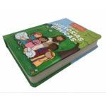 Libro de historias bíblicas.