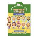 Separadores Infantiles «Personajes de la Biblia»