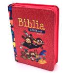 Biblia mi gran viaje Rvr 1960 Color rojo